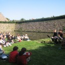 La roche jagu, 2008 (Denis Lecat)